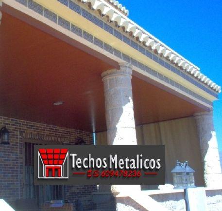 Ofertas económicas Techos Aluminio Alacuás
