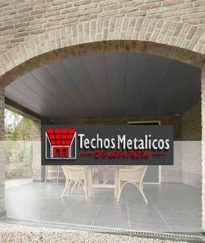 Ofertas económicas Techos Aluminio Alcantarilla