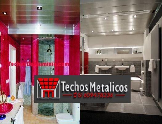 Ofertas económicas Techos Aluminio Alcira