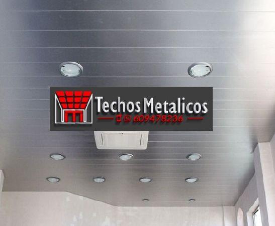 Ofertas económicas Techos Aluminio Aldaya