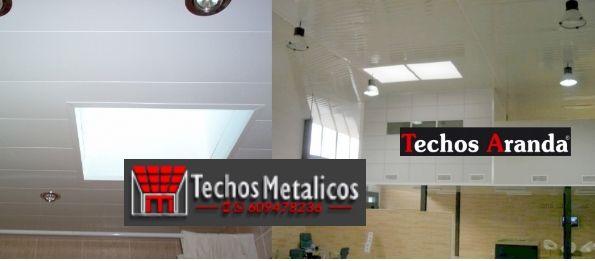 Ofertas económicas Techos Aluminio Algemesí