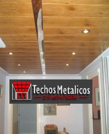 Ofertas económicas Techos Aluminio Almazora