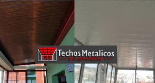 Ofertas económicas Techos Aluminio Almendralejo