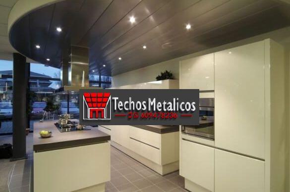 Ofertas económicas Techos Aluminio Almonte