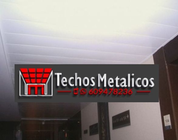 Ofertas económicas Techos Aluminio Almuñécar