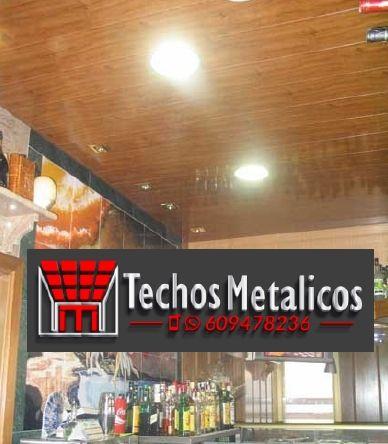 Ofertas económicas Techos Aluminio Ames