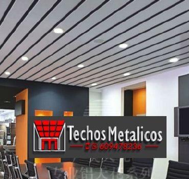 Ofertas económicas Techos Aluminio Amposta