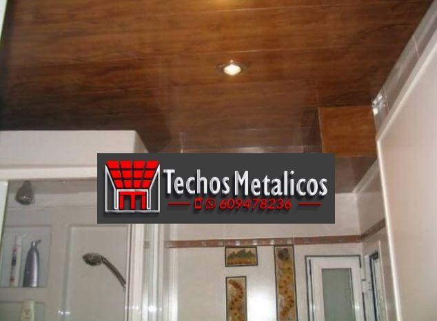 Ofertas económicas Techos Aluminio Andújar