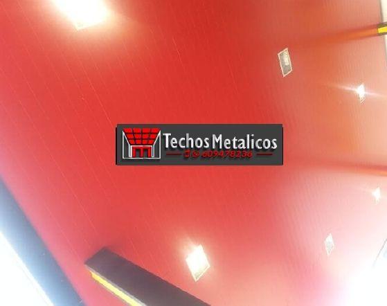 Ofertas económicas Techos Aluminio Aranda de Duero