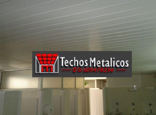 Ofertas económicas Techos Aluminio Arucas