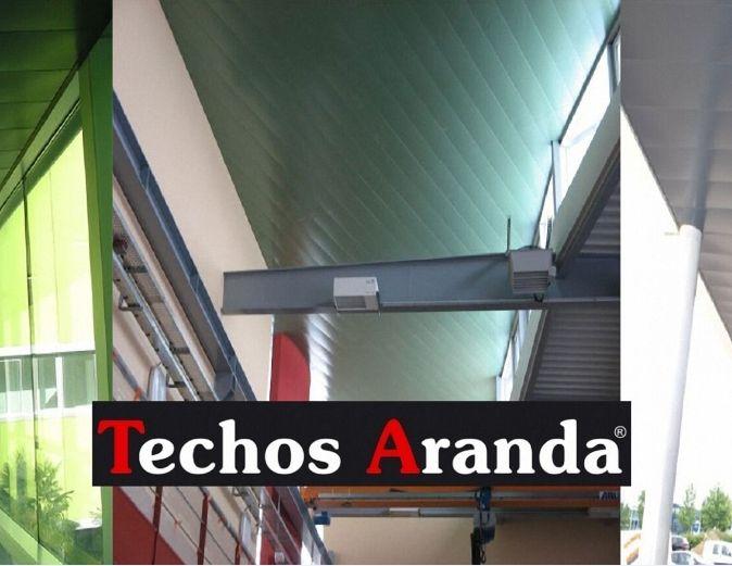 Ofertas económicas Techos Aluminio Ávila