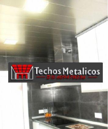 Empresas instaladores de techos de aluminio