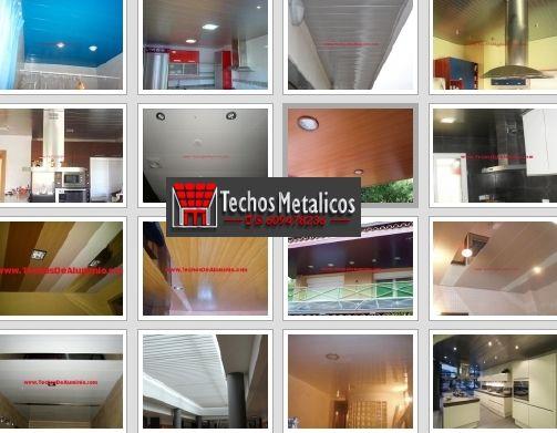 Ofertas económicas Techos Aluminio Baeza