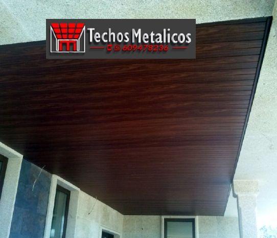 Ofertas económicas Techos Aluminio Baracaldo