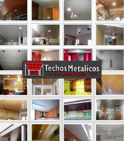 Ofertas económicas Techos Aluminio Barbate