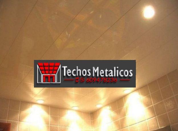 Ofertas económicas Techos Aluminio Basauri