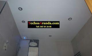 Venta de falsos techos