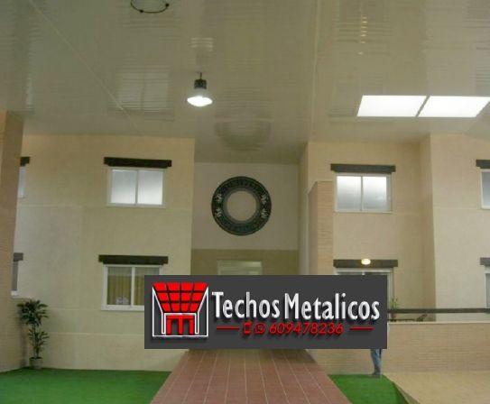 Ofertas económicas Techos Aluminio Calafell