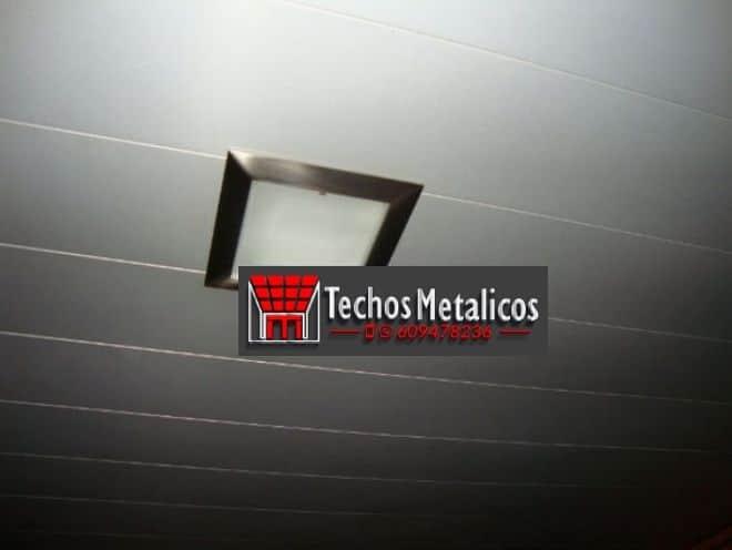 Ofertas económicas Techos Aluminio Cambrils
