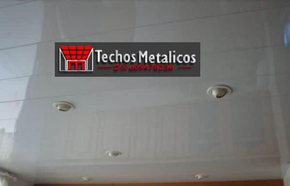 Ofertas económicas Techos Aluminio Candelaria