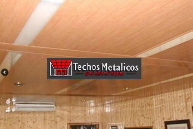 Ofertas económicas Techos Aluminio Caravaca de la Cruz