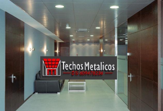 Ofertas económicas Techos Aluminio Carcaixent