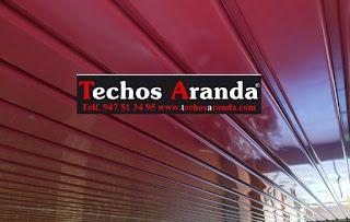 Ofertas económicas Techos Aluminio Castilleja de la Cuesta