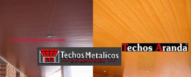 Ofertas económicas Techos Aluminio Catarroja
