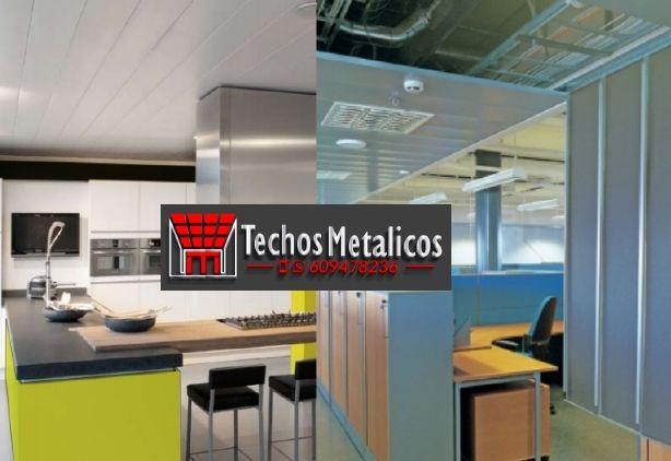 Ofertas económicas Techos Aluminio Chiva