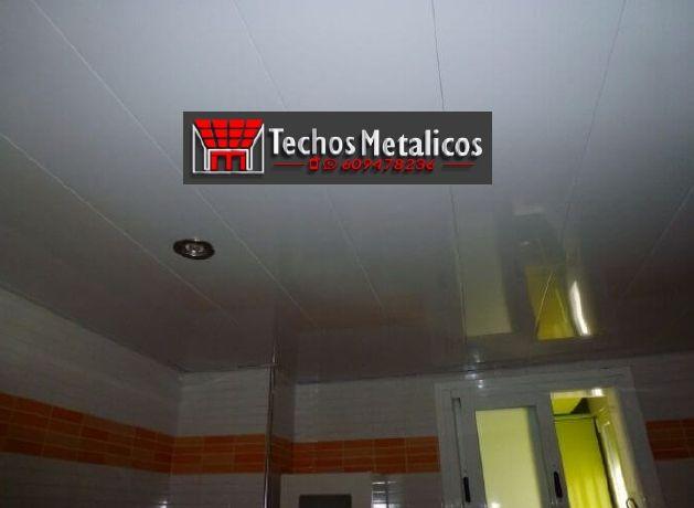 Ofertas económicas Techos Aluminio Ciudadela
