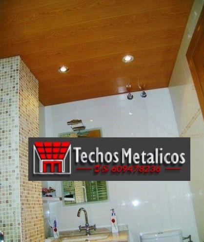 Trabajos economicos instaladores de techos de aluminio