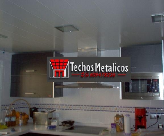 Ofertas económicas Techos Aluminio Coria