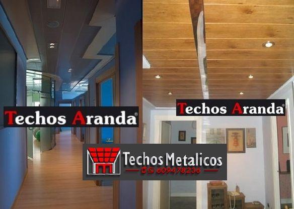 Ofertas económicas Techos Aluminio Crevillent