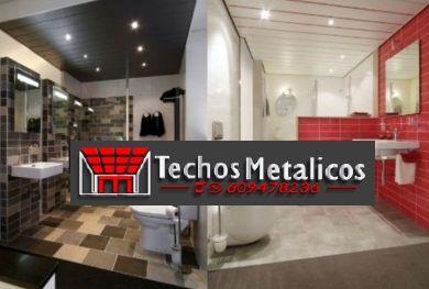 Ofertas económicas Techos Aluminio Denia