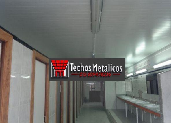 Ofertas económicas Techos Aluminio Durango