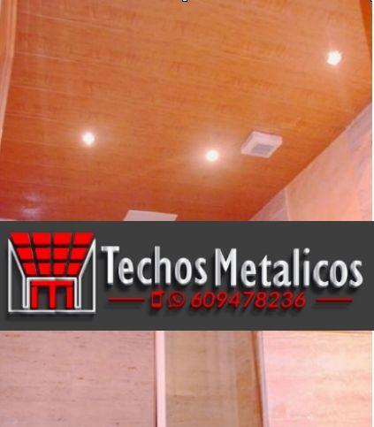 Ofertas económicas Techos Aluminio Écija