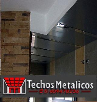Ofertas económicas Techos Aluminio Éibar