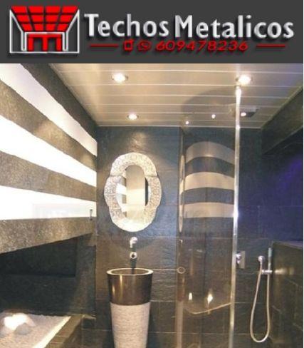 Precio de Ofertas Techos Aluminio