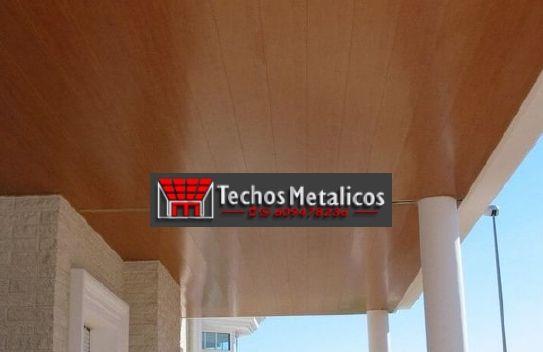 Ofertas económicas Techos Aluminio El Masnou