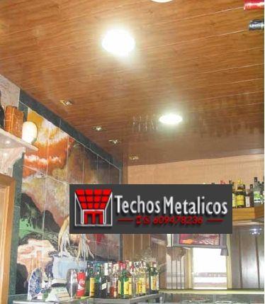 Ofertas económicas Techos Aluminio El Puerto de Santa María
