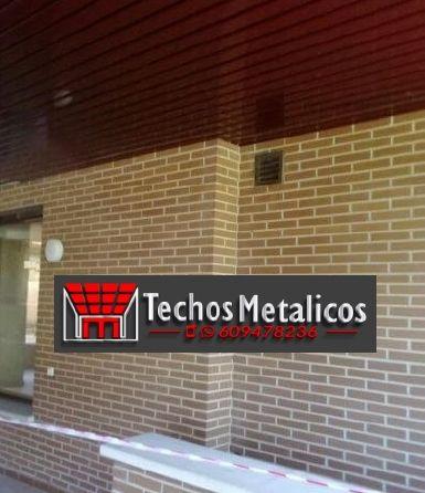 Ofertas económicas Techos Aluminio Ermua