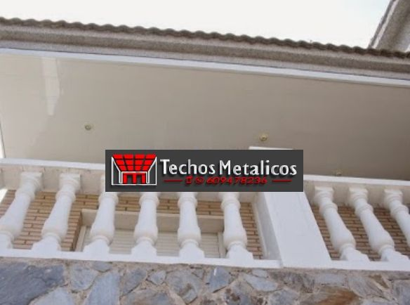 Ofertas económicas Techos Aluminio Esparreguera