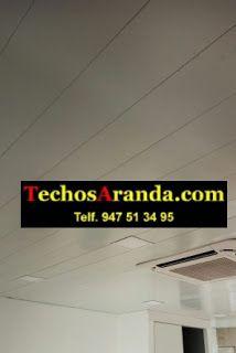 Ofertas económicas Techos Aluminio Estella