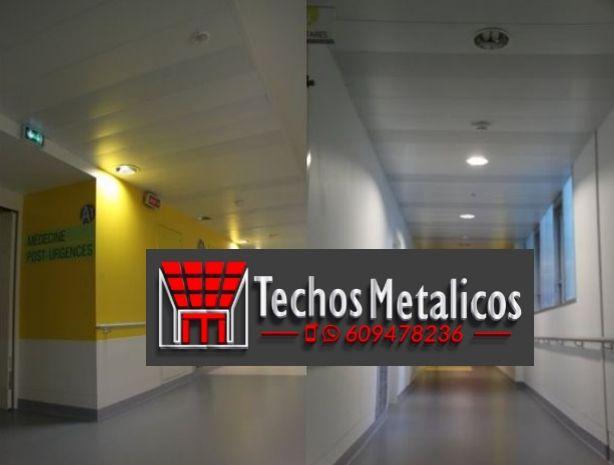 Ofertas económicas Techos Aluminio Figueras