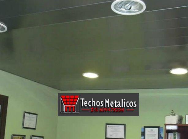 Ofertas económicas Techos Aluminio Galdakao