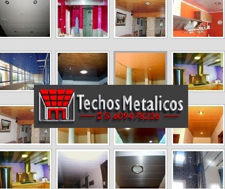 Ofertas económicas Techos Aluminio Gáldar