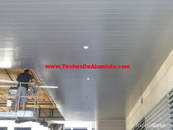 Ofertas económicas Techos Aluminio Gernika-Lumo