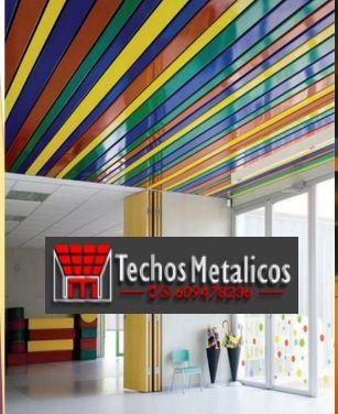 Ofertas económicas Techos Aluminio Girona
