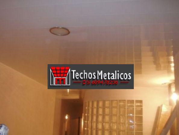 Ofertas económicas Techos Aluminio Granadilla de Abona