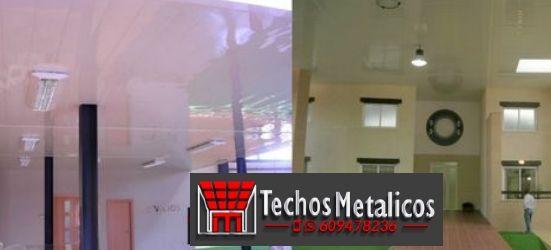 Ofertas económicas Techos Aluminio Guadix